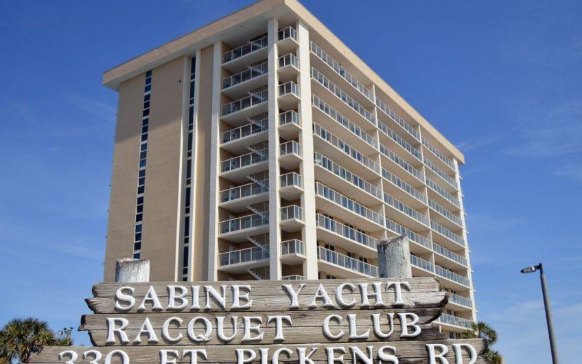 Sabine Yacht and Raquet Club Unit 4G