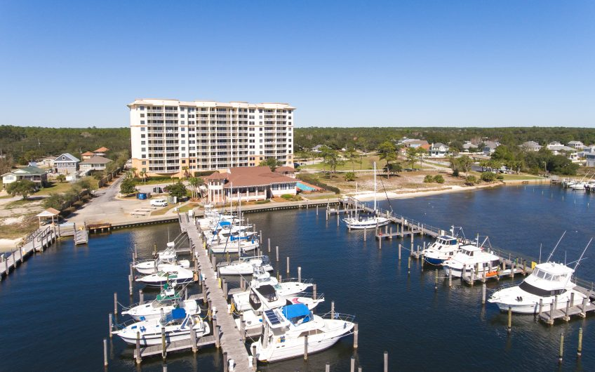 Premium Waterfront Condo in Pensacola