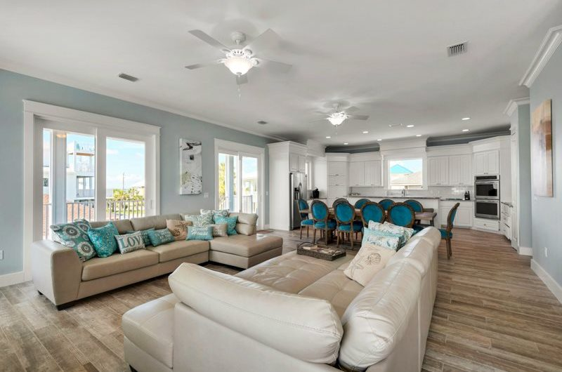 Spacious Vacation Rental on Pensacola Beach for Whole Family!